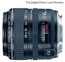 Canon EF 28-105mm f/3.5-4.5 II USM Lens Review