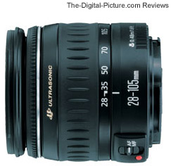 Canon EF 28-105mm f/4-5.6 USM Lens Review