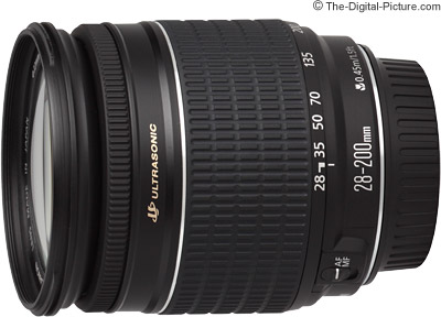 Canon EF 28-200mm f/3.5-5.6 USM Lens Review