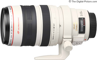 Canon EF 28-300mm f/3.5-5.6L IS USM Lens Press Release