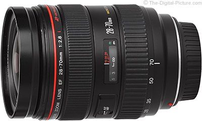 Canon EF 28-70mm f/2.8 L USM Lens Review