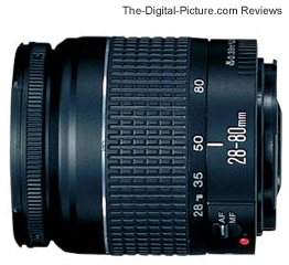 Canon EF 28-80mm f/3.5-5.6 II Lens Review