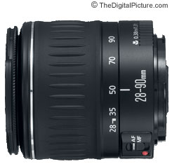 Canon EF 28-90mm f/4-5.6 II  Lens Review