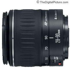 Canon EF 28-90mm f/4-5.6 II USM Lens Review