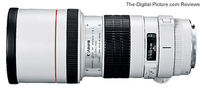Canon EF 300mm f/4 L USM Lens Review