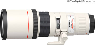 Canon EF 400mm f/5.6L USM Lens Tested on the EOS 5Ds R