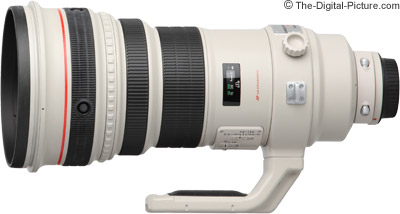 Canon EF 400mm f/2.8L IS USM Lens Review