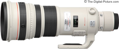 Canon EF 500mm f/4L IS USM Lens