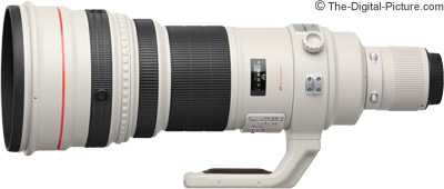 Canon EF 600mm f/4 L IS USM Lens Review