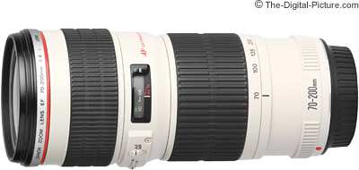 Canon EF 70-200mm f/4 L USM Lens Review