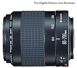 Canon EF 80-200mm f/4.5-5.6 II Lens Review