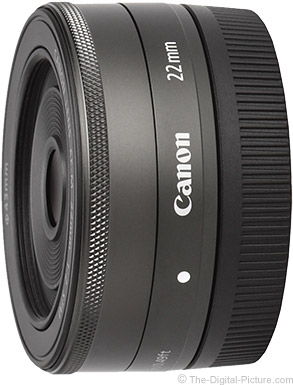 Canon EF-M 22mm f/2 STM Lens Review