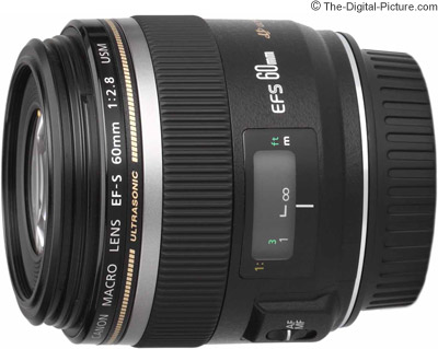 Canon EF-S 60mm f/2.8 Macro USM Lens Review