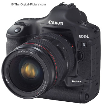 Canon EOS 1D Mark II N Review