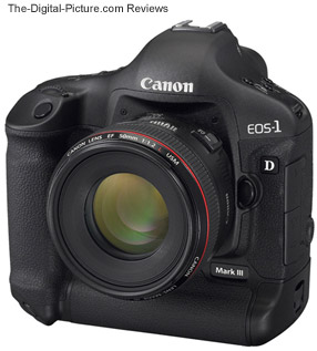 Canon EOS 1D Mark III Press Release