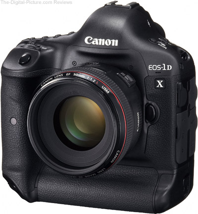 Canon EOS 1D X Press Release