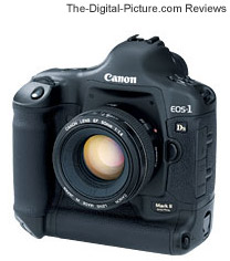 Canon EOS 1Ds Mark II Press Release