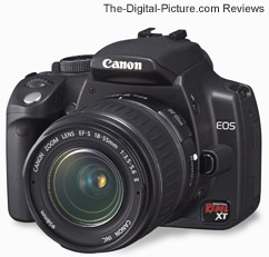 Canon EOS Rebel XT / 350D Press Release