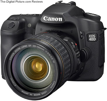 Canon EOS 40D UK Press Release