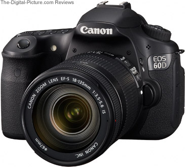 Canon EOS 60D UK Press Release