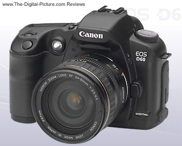 Canon EOS D60 Sample Pictures