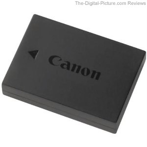 Canon LP-E10 Battery for Canon EOS Rebel T3 Review