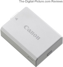 Canon LP-E5 Battery (for Canon Rebel XSi, XS, T1i) Review