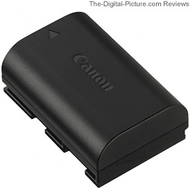 Canon LP-E6 Battery for Canon 60D, 7D, 6D, 5D Mark II, III Review