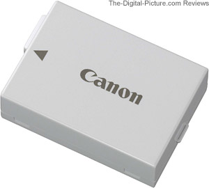 Canon LP-E8 Battery for Canon EOS Rebel T4i, T3i, T2i Review