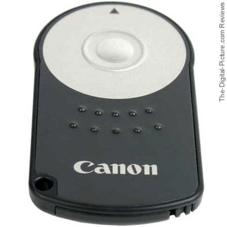Canon RC-5 Wireless Remote Control Review