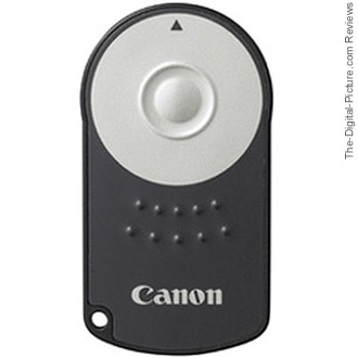 Canon RC-6 Wireless Remote Control Review