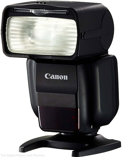 Canon Speedlite 430EX III-RT Flash Review