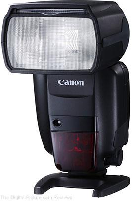 Canon Speedlite 600EX II-RT Flash Review
