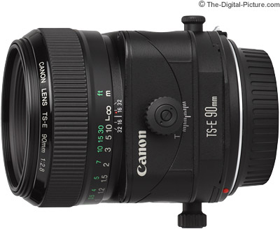 Canon TS-E 90mm f/2.8 Tilt-Shift Lens Review