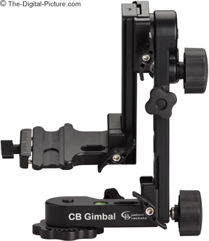 Custom Brackets CB Gimbal Tripod Head Review