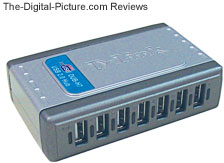 D-Link 7-Port USB 2.0 Hub (DUB-H7) Review