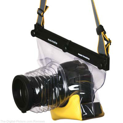 Ewa-Marine U-B 100 Underwater Housing for DSLR Cameras Review