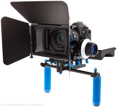 Flashpoint All-Inclusive DSLR/DV Cinema Rig
