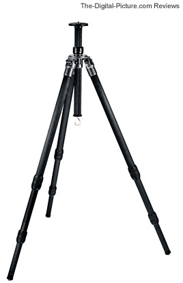 Gitzo G1327 Mountaineer Mk2 Inter Pro Studex Carbon Fiber Tripod Legs