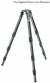 Gitzo G1548 Mounaineer MK2 Carbon Fiber Tripod Review