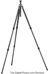 Gitzo GT2530 Mountaineer 6x Carbon Fiber Tripod Review