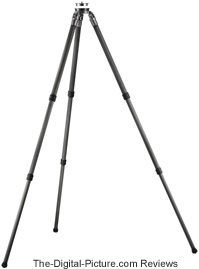 Gitzo GT3530LSV Systematic 6x Carbon Fiber Tripod Review