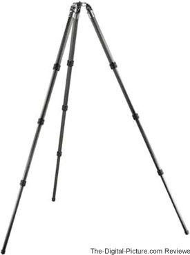 Gitzo GT3541LS Systematic 6x Carbon Fiber Tripod Review