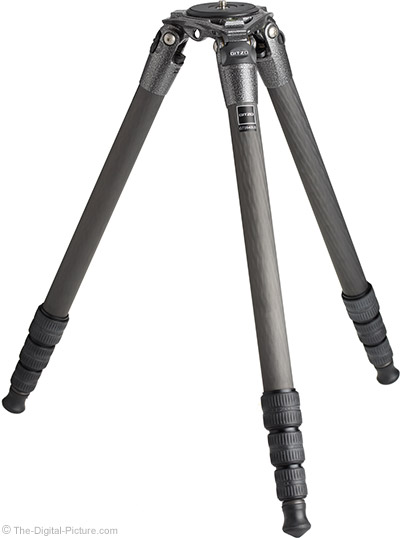 Gitzo GT3542LS Systematic 6X Carbon Fiber Tripod Review