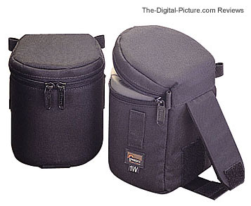 Lowepro Lens Case 1W Review