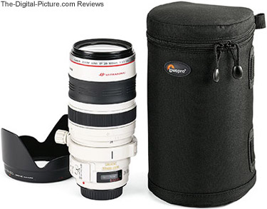 Lowepro Lens Case 3 Review