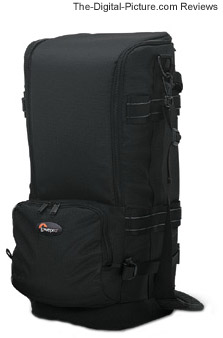 Lowepro Lens Trekker 600 AW Camera Backpack Review