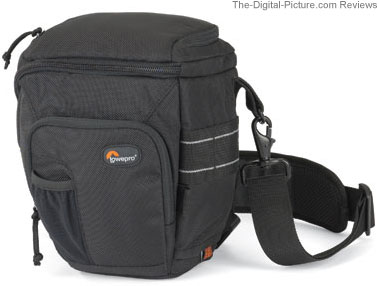 Lowepro Toploader Pro 65 AW Camera Case Review