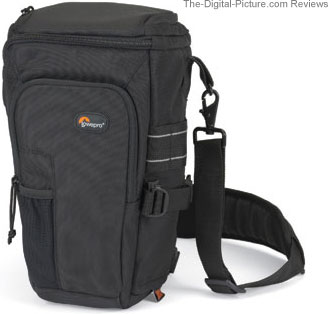 Lowepro Toploader Pro 75 AW Camera Case Review
