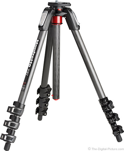Is Carbon Fiber Worth the Extra Cost? Manfrotto MT190CXPRO4 Carbon Fiber Tripod Review